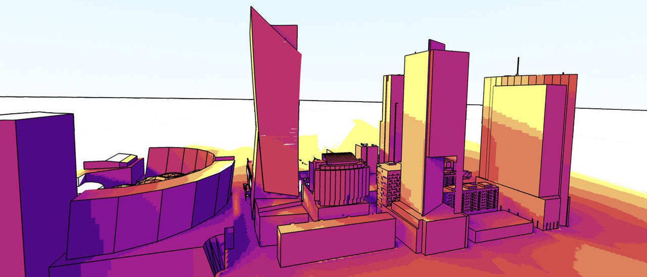 Analiza nasłonecznienia i zacienienia   Shadow Analysis dla SketchUp