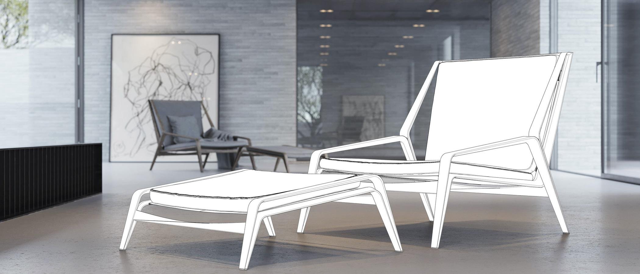 Projektowanie 3D do pracy w drewnie   Modelowanie 3D mebli w SketchUp