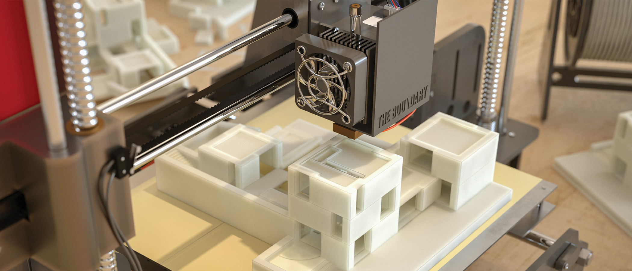 SketchUp drukowanie 3D