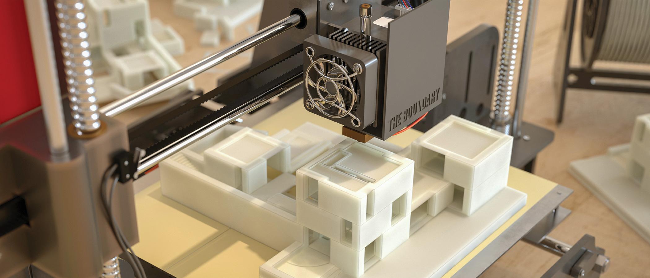 Oprogramowanie do drukowania 3D   Drukuj w 3D ze SketchUp