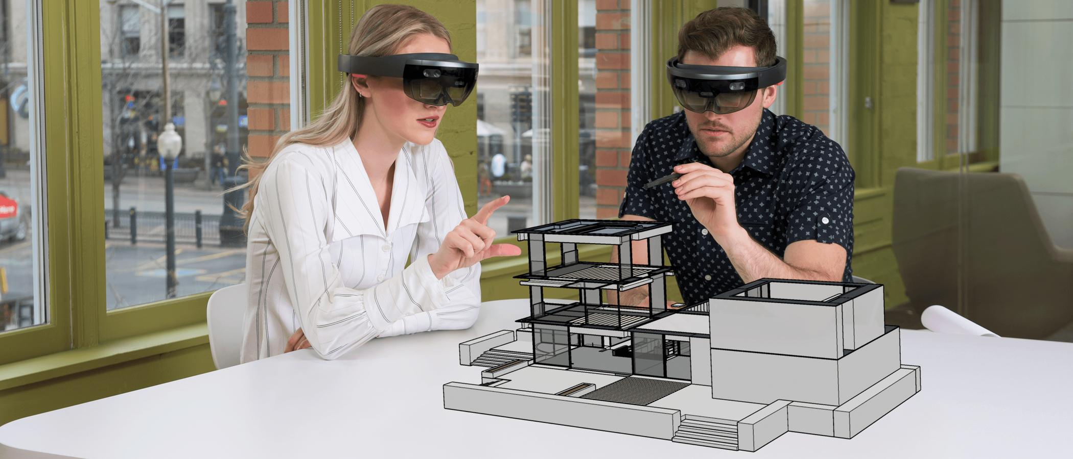 Technologie VR, AR i MR w architekturze i projektowaniu
