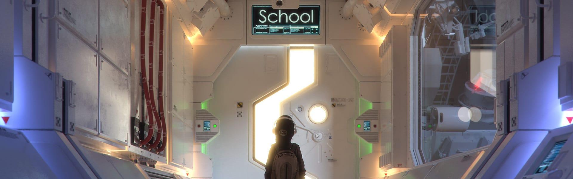 V-Ray: silnik renderujący dla uczniów i studentów | V-Ray Edukacja